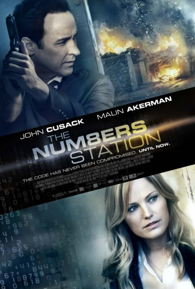 Цифровая радиостанция / The Numbers Station - 2013