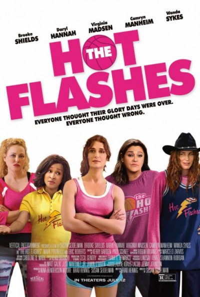 Приливы / The Hot Flashes - 2013