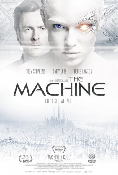 Машина / The Machine - 2013